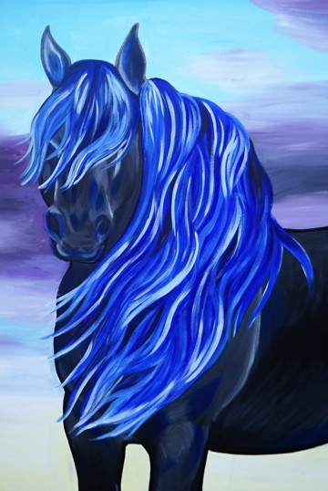 Veronica Stewart - Dark Horse